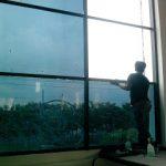 spesifikasi kaca film gedung